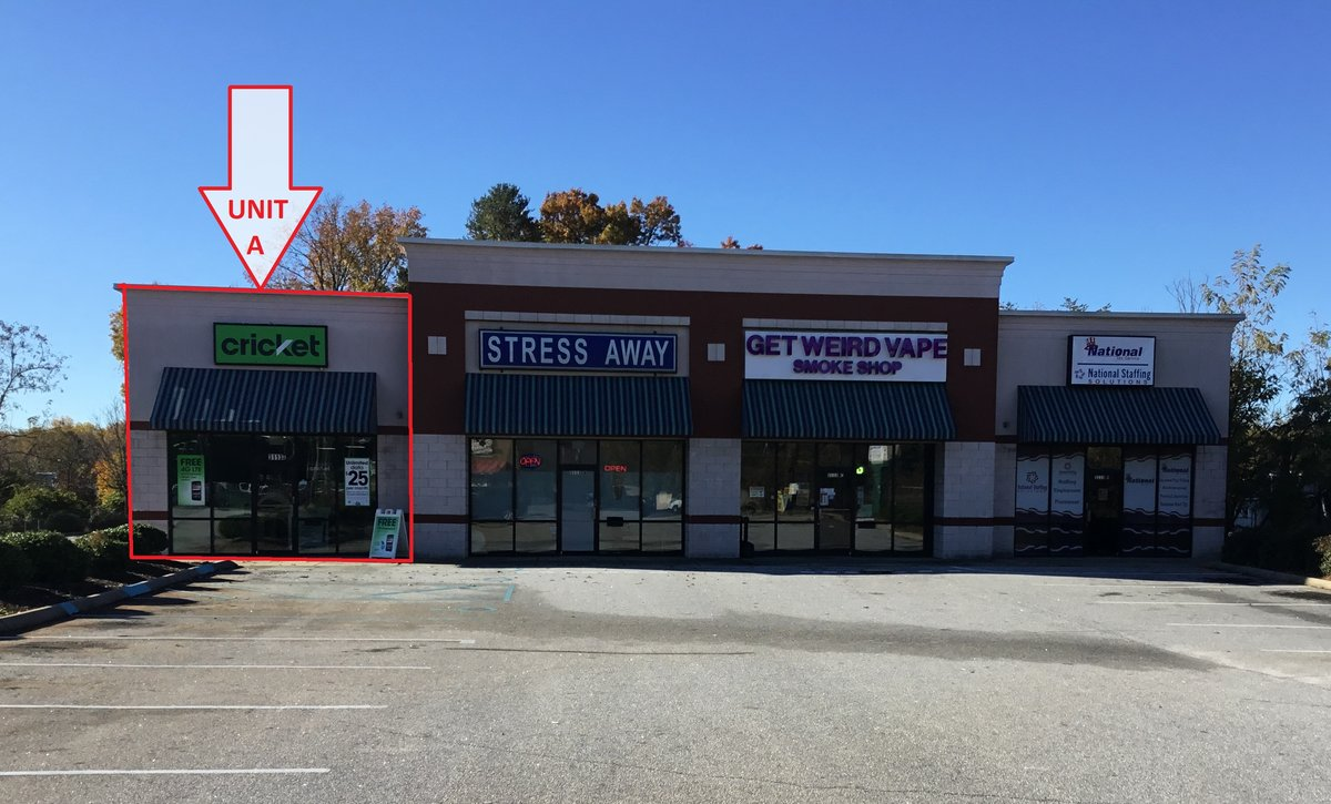 Property Spotlight – Lease Opportunity in High Traffic Area