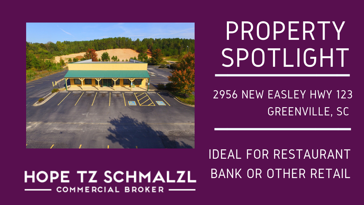 FOR SALE – Excellent Location in Greenville